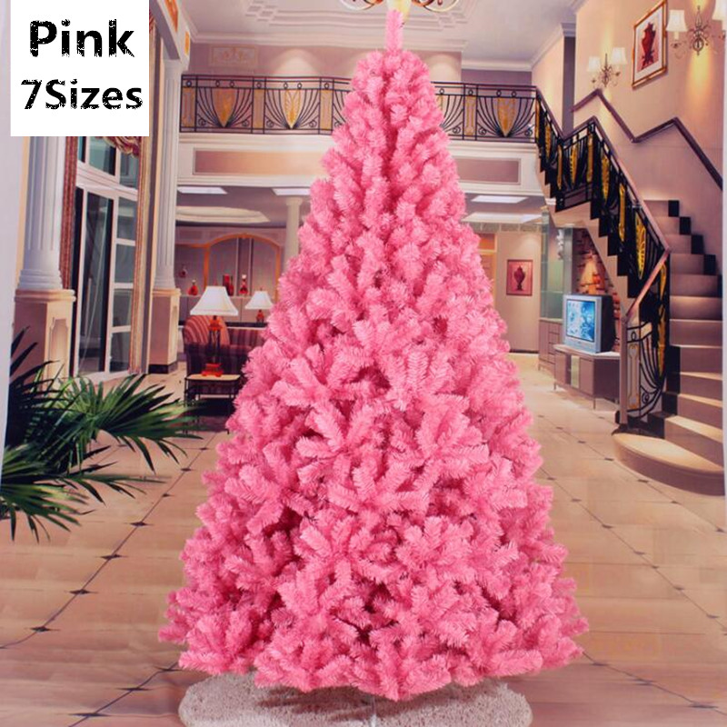 Popular Pink Christmas Tree-Buy Cheap Pink Christmas Tree lots ...