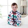 Baby clothing romper a roupa do bebê recém-nascido da menina do menino de manga longa infantil acessórios do bebê romper do bebê do produto