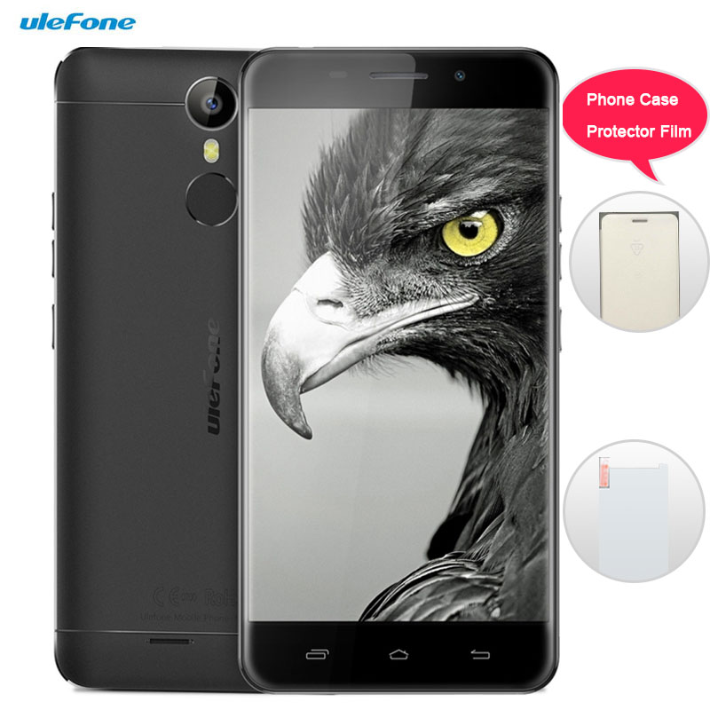 4G Original Ulefone Metal 3GB 16GB Fingerprint Identification 5 0 inch 2 5D Android 6 0