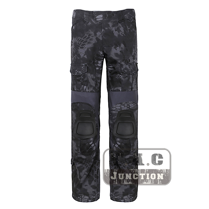 Tactical Emerson BDU G2 Combat Pants Emersongear CP Style Battlefield Trousers Assault Uniform w/ Knee Pads Typhon цена 2017