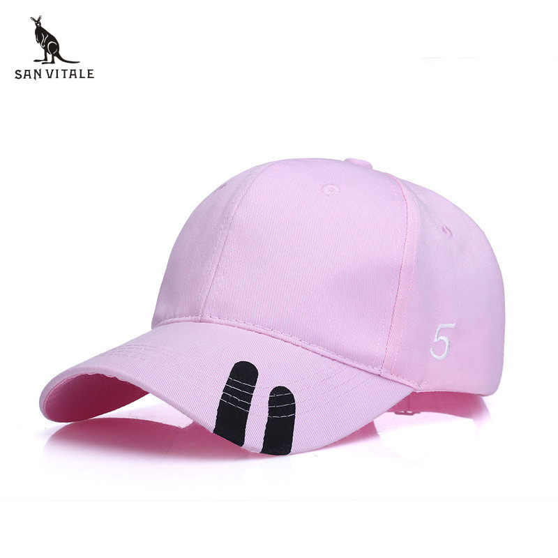 Women's Baseball Cap Hats Spring Pepe Caps Ratchet Bone Rose Pokemon K-Pop Casquette Gravity Falls Snapback Black Luxury Brand