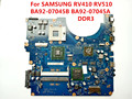 Para samsung rv410 rv510 laptop motherboard ba92-07045b ba92-07045a scala-15l ddr3 100% testado perfeito trabalho
