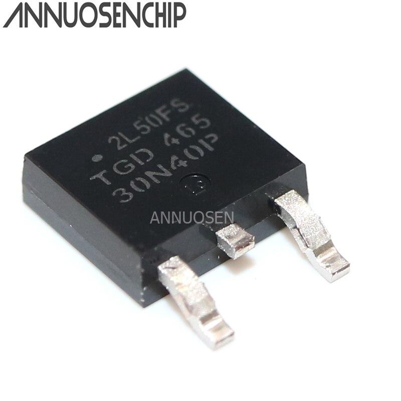 100PCS TGD30N40P TGD 30N40P TO 252 100 new and original