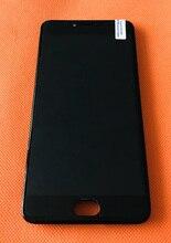 Gebruikt Originele Lcd scherm + Digitizer Touch Screen + Frame voor UMI UMIDIGI C NOTE MTK6737T Quad Core 5.5 Inch FHD Gratis verzending
