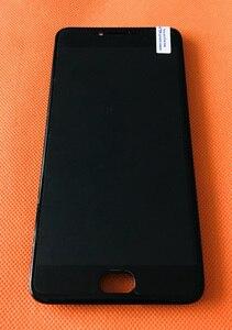 Image 1 - משמש מקורי LCD תצוגה + מגע Digitizer מסך + מסגרת עבור UMI UMIDIGI C הערה MTK6737T Quad Core 5.5 אינץ FHD משלוח חינם