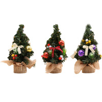 Christmas Trees Desk Decorations Supplies