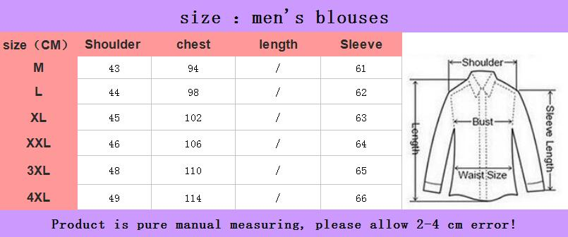 XMY3DWX products sell like hot cakes men long sleeve shirt men grid thin body hair fashion Grinding MAO casual shirt/size S-4XL 49