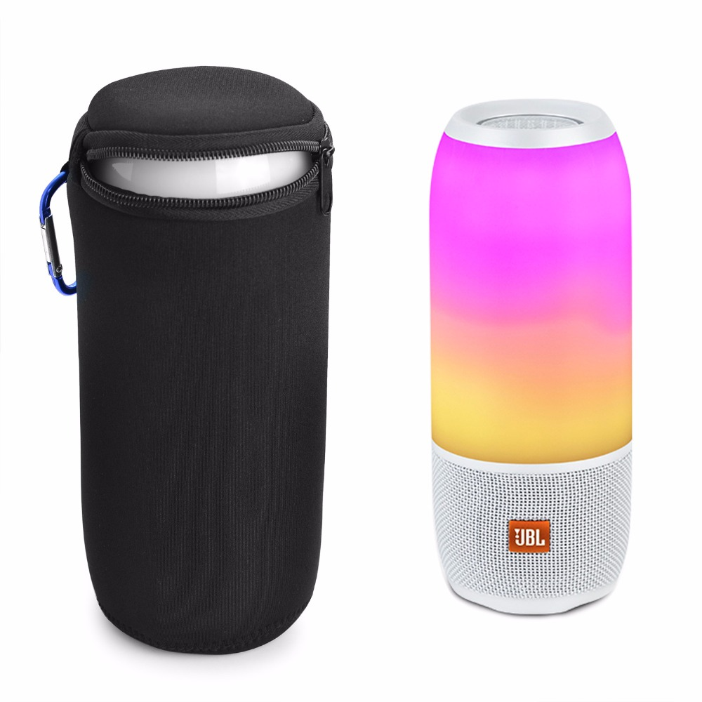 2018 Newest Outdoor Carry Case Soft Shell Cover For JBL Pulse 3 Pulse3 Bluetooth Speaker Protable Protection Mini Bag Handbag