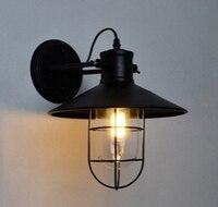 Free Shipping 5016L Replica Designer Edison Industrial Vintage Wall Lamp