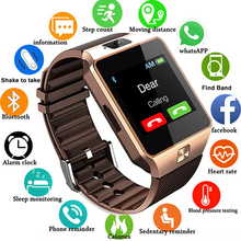 TOPNew Smart Watch With Camera Bluetooth Sport Wearable Devices SIM TF Card Smartwatch For IOS Android For iPhone X XS XR XS MAX 696 2018 f5 gps smart watch altimeter barometer thermometer bluetooth 4 2 smartwatch wearable devices for ios android