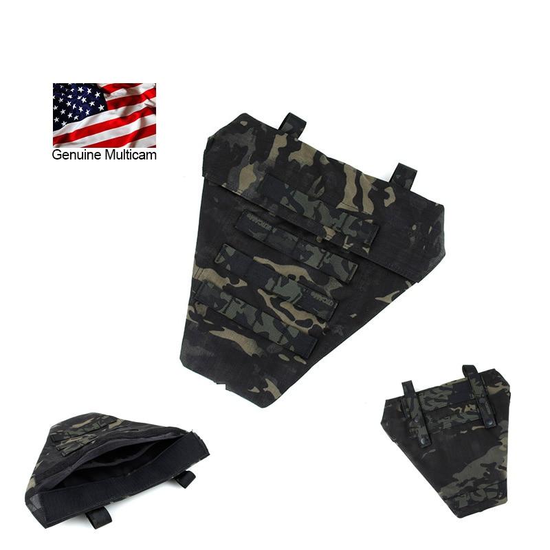 2016 LPA Panel Tactical Vest Front Panel Multicam Black Imported material