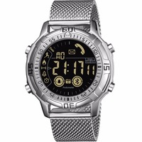 Smart Watch Men Fitness Watch 50m Waterproof Led Digital Stopwatch For Ios Android Sport Male Clock Reloj Led Relogio Masculino