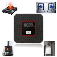 Home Security High Sensitive Intelligent LCD Combustible Gas Leakage Alarm Carbon Monoxide Sensor Tester MCO805D