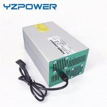 YZPOWER CE Rohs 16 S 67.2 V 9.5A 8.5A 9A 8A 7A 7.5A 10A Li-ion de Litio Cargador de Batería Lipo para 60 V Batería