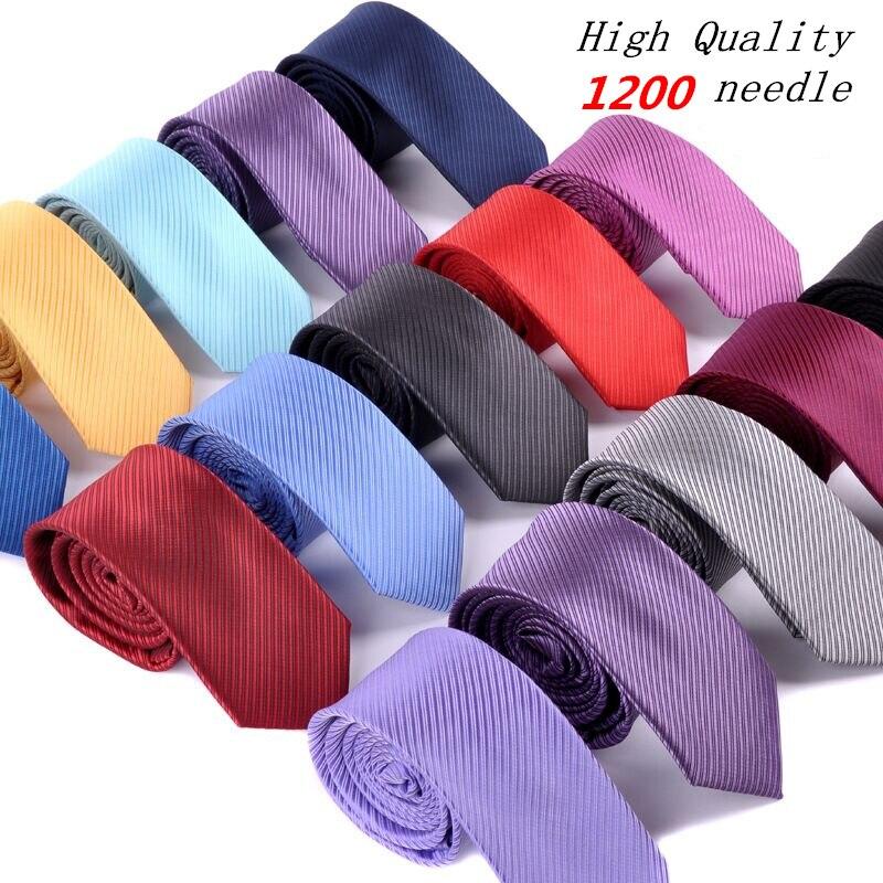 High quality 8cm silk slim ties for men royal blue bulk neckties gravatas de seda lot wholesale adult man neckwear lote