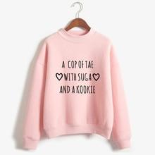 BTS A Cop Of Tae Sweatshirt (5 Colors)