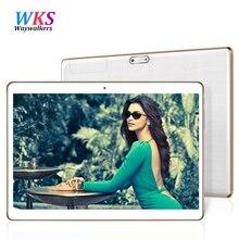 Waywalkers 9.6 дюймовый Планшетный пк Google Android 5.1 4 ГБ RAM 64 ГБ ROM Tablet Bluetooth GPS Dual Sim Card Таблетки Octa Ядро MT6592