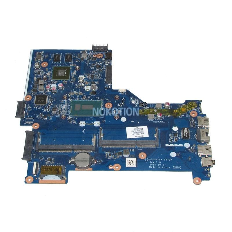 NOKOTION ASO56 LA-B972P 790669-501 790669-001 For HP Pavilion 15-R 15-R211TX Laptop motherboard SR23Y i5-5200U 820M graphics NOKOTION ASO56 LA-B972P 790669-501 790669-001 For HP Pavilion 15-R 15-R211TX Laptop motherboard SR23Y i5-5200U 820M graphics