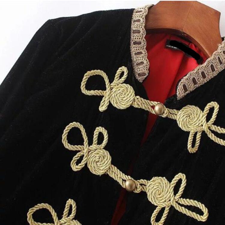 Velvet-jackets-For-Women-Europe-Style-Stand-Collar-Long-Sleeve-Velvet-Coat-Women-Spring-Vintage-Bomber_