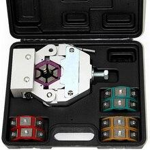 Набор для обжима шланга/гидравлический пресс для шланга щипцы/ручной A/C набор для обжима шланга/71550 ручной шланг обжимные инструменты