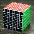 Nueva! Shengshou 10 x 10 x 10 Speed Puzzle cubo Z-Bright