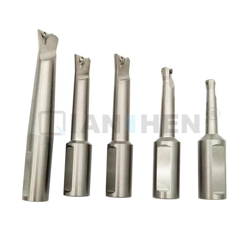 SBJ Micro noioso Tool Kit, Precisione Sbj16 Sistema Testa + SBJ16 8PCS, New grade, di alta qualità set di strumenti, Micro noioso Bar - 4