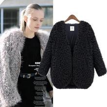 Modern New Women Wool Warm Long Coat Jacket  Windbreaker Parka Outwear hot Jan06