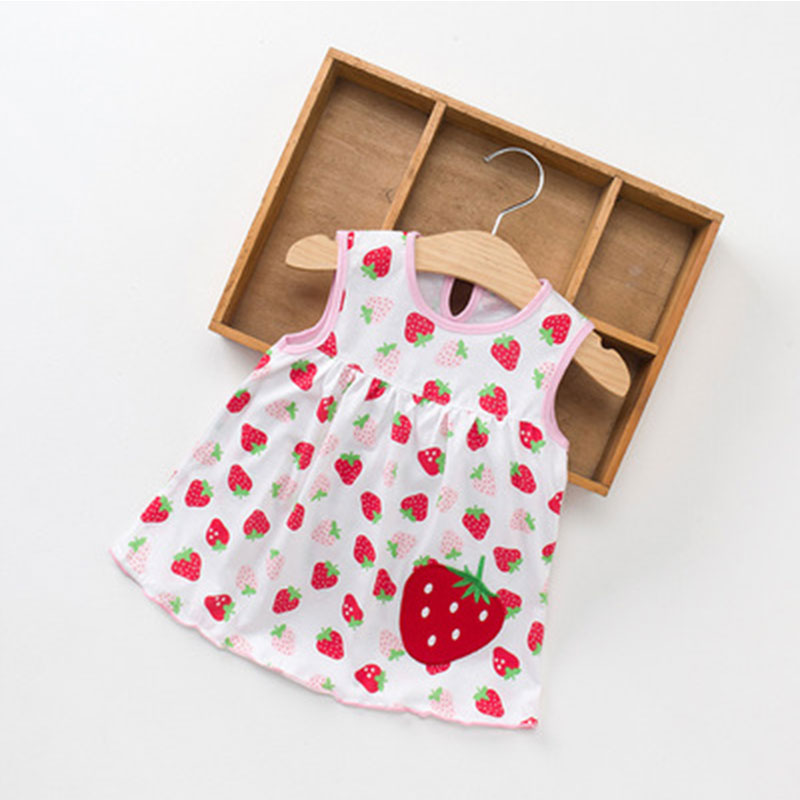 Newborn Baby Dress Polka Dots Ruffles Sleeve Dresses for Girls Vestidos Infant Clothing 2018 Summer Party Clothes For Children 2018 new arrived baby girls dresses summer clothes cute cartoon mickey printed milksilk short sleeve children infant dress for g