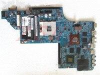 Для hp DV7T DV7 6000 материнская плата для ноутбука HM65 ddr3 HD 6770 M 665989 001 Бесплатная доставка 100% тест нормально