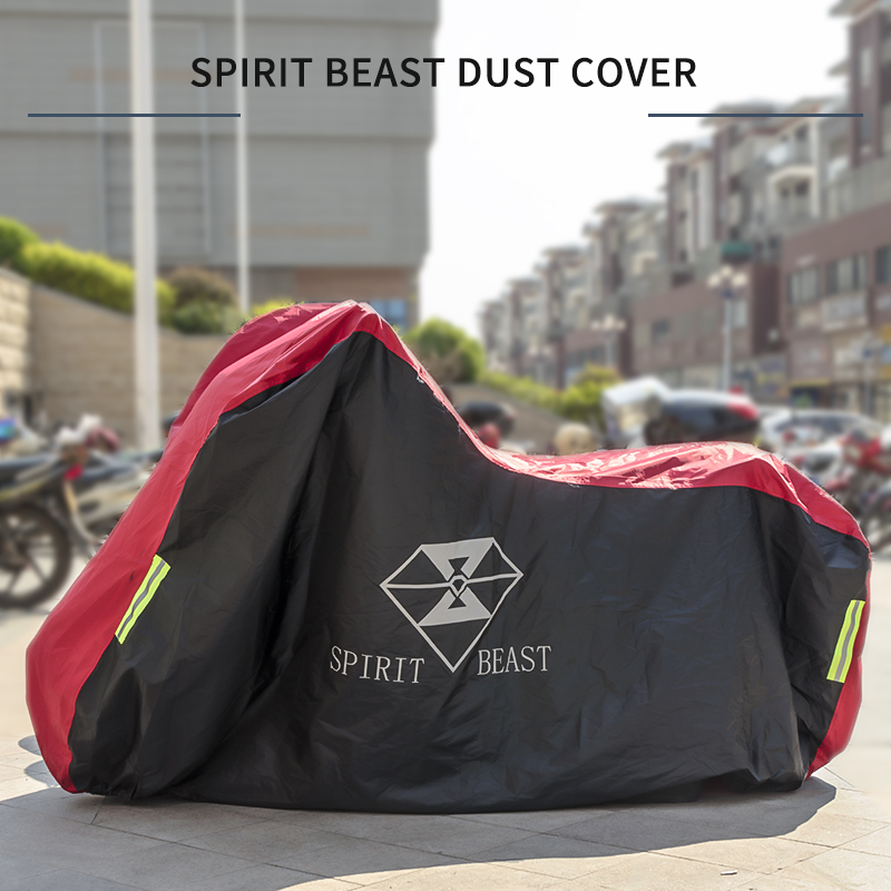 Electric car waterproof car cover wind and dust to increase shading motorcycle sports car sunscreen Zheyu car covers-in Motocycle Covers from Automobiles & Motorcycles    1