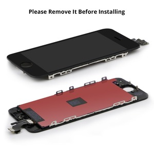 Image 4 - AAA For iPhone 5 5s 5c 6 6 Plus Display LCD Touch Screen Digitizer Assembly Replacement For iPhone 6 Screen+tempered glass+Tools