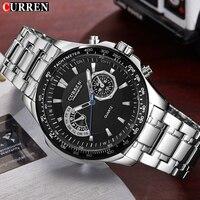 Fashion Brand Watch CURREN Men S Quartz Watch Mens Watches Sport Military Watches Men Relogio Masculino