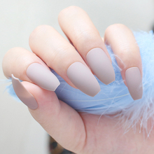 Buy Fake Matte Nails And Get Free Shipping On Aliexpress Com