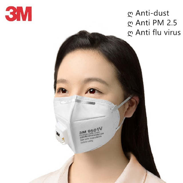 3m mask protector