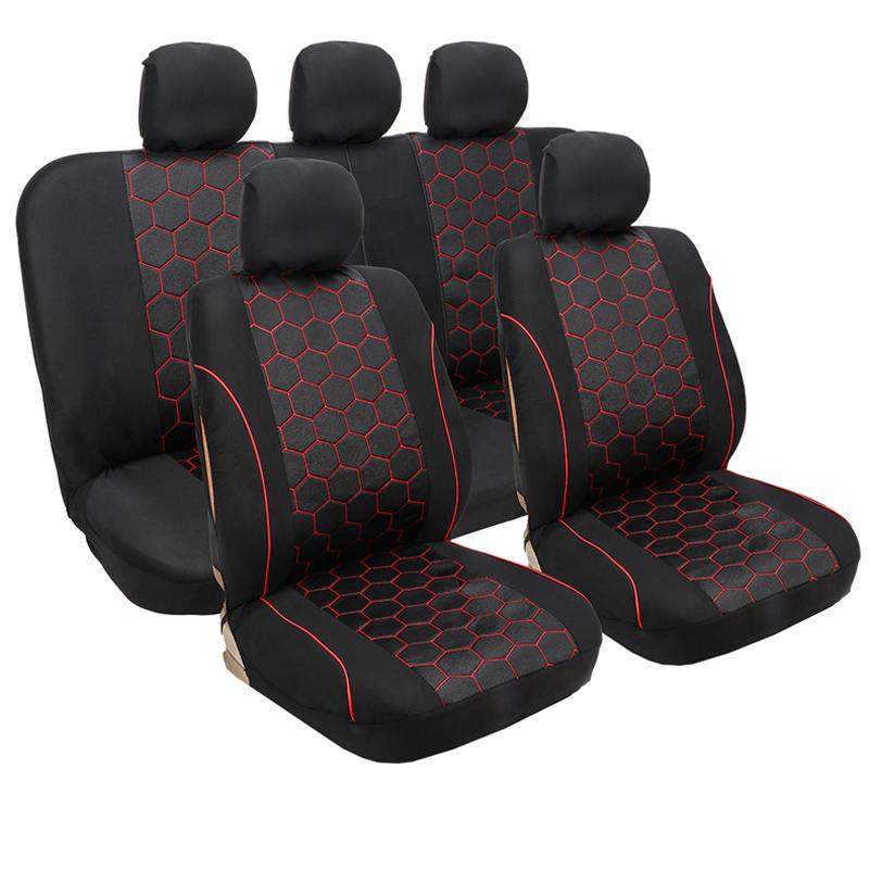 Car Seat Covers Set Car Seat Protector for seat altea xl arona ateca cordoba ibiza 6j 6l leon 1 2 3 5f mk1 mk2 mk3 toledo 2