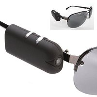 Sunglasses HD 1080P Mini Glasses Camera Outdoor Action Sport Video Polarized Lens Security Bicycle Secret Factional