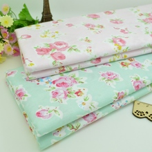 100*160 см цветочное лоскутное изделие из хлопчатобумажной ткани тканевая ткань ручной работы DIY стеганое шитье Детские и Детские простыни платье платок