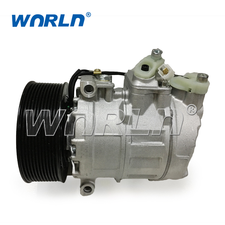 AUTO ac compressor 24V for BENZ ACTROS TRUCK 247300-4680 A5412300411 447220-8090 4472208090 447170-8770 447190-5520 купить