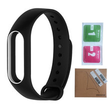 Xiaomi Mi Band 2 Strap Silicone Bracelet Replacement