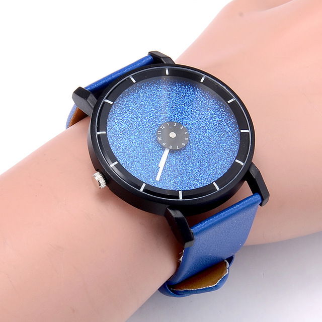2018 Women's Fashion Stylish Popular Simplicity Analog Watch Lovers' Trendy Wris