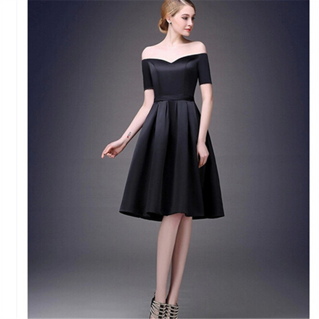 Plus size women clothing Midi dress Fashion charming silk satin ...