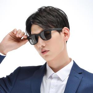 Image 4 - Youpin TS hipster reisenden Sonnenbrille für mann & frau Polarisierte objektiv UV Freien Sport Radfahren Fahren Sonnenbrille