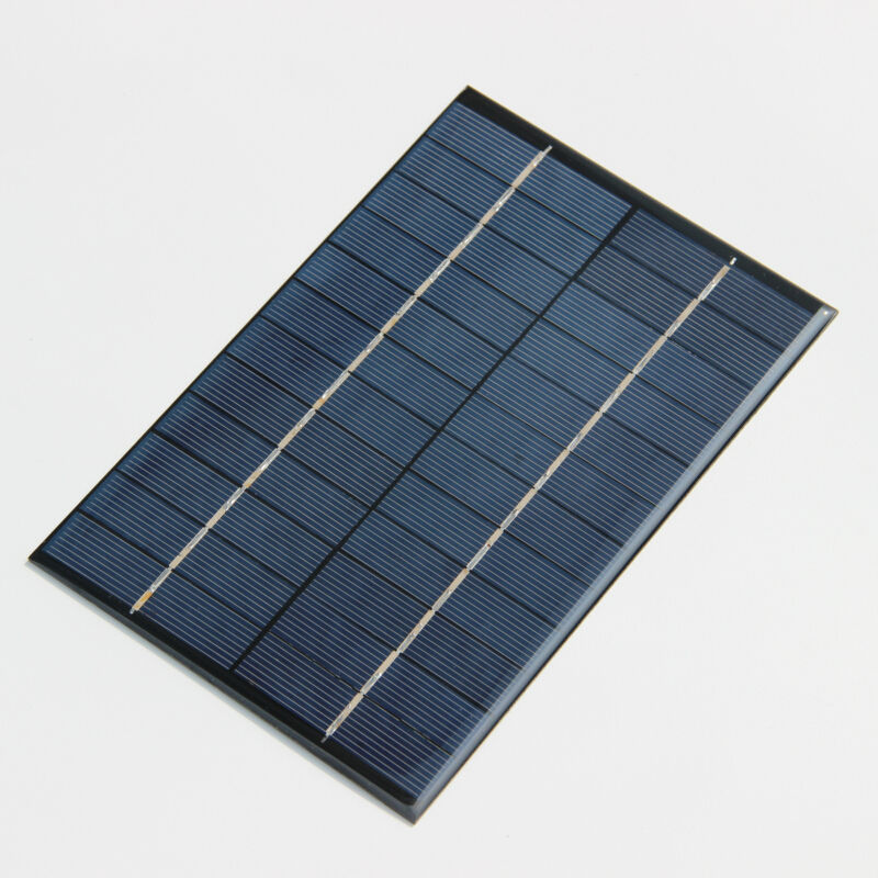 4.2W 12V 350mA Mini Solar Cell Solar Module Polycrystalline Solar Panel System DIY Solar Charger 200*130*3MM High Quality
