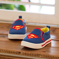 Boys Shoes Superman Spiderman Batman Shoes 2016 New Kids Canvas Shoes Kid Girls Christmas Toddler Boys Canvas Sneakers Shoes