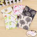 Lovely Design Nice Brief Cotton Cartoon Sanitary Napkin Bags Sanitary Towel Storage Traveling Travel Bag 2016