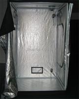 Гидропоника расти палатку 80*80*180 см нетоксичный 600 * 300D Крытый парниковых гидропоники растет палатка оборудование