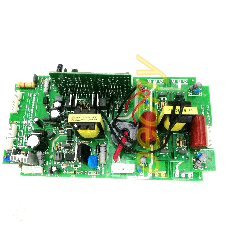 Inverter Circuit Board Of Zx7 200 Portable Jasic Igbt Dc Welding Diagram 250 Machine Upper Plate Motherboard Single Pipe