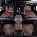 Custom fit автомобильные коврики для Mitsubishi Lancer Galant ASX Pajero sport V73 V93 3D стайлинга автомобилей ковровое покрытие лайнер