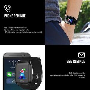Image 4 - L8star b1 inteligente saúde pulseira de fitness 60 dias à espera relógio rastreador bateria poderosa freqüência cardíaca pressão arterial oxigênio sono