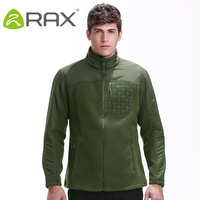 Rax Men Waterproof Windproof Jacket Women Polar Fleece Outdoor Sports Hiking Jackets Thermal Camping Coats 43